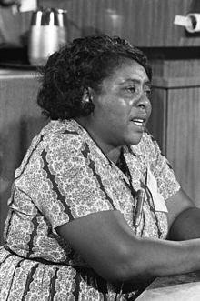 Fannie Lou Hamer Wiki,Biography, Net Worth