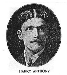 Harry Anthony Wiki,Biography, Net Worth