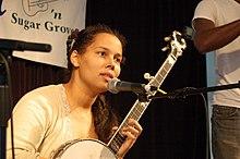 Rhiannon Giddens Wiki,Biography, Net Worth