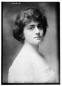 Sophie Braslau Wiki,Biography, Net Worth