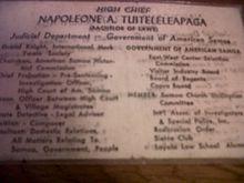 Napoleon Andrew Tuiteleleapaga Wiki,Biography, Net Worth