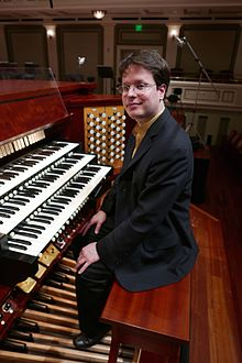 Paul Jacobs (organist) Wiki,Biography, Net Worth