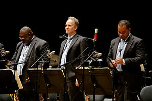 Ted Nash (saxophonist, born 1960) Wiki,Biography, Net Worth