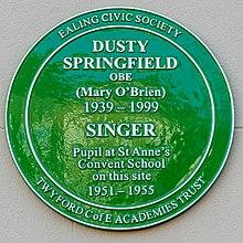 Dusty Springfield Wiki,Biography, Net Worth