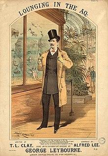 George Leybourne Wiki,Biography, Net Worth