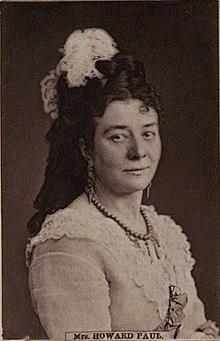Mrs Howard Paul Wiki,Biography, Net Worth