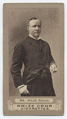 Willie Edouin Wiki,Biography, Net Worth