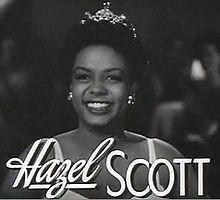 Hazel Scott Wiki,Biography, Net Worth